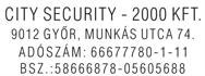 TRAXX 8052 kirakós bélyegzőlenyomat bélyegzőkészítés Budán gyorsan olcsón