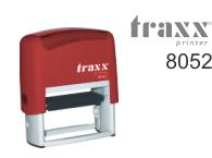 TRAXX 8052 kirakós bélyegző bélyegzőlenyomat azonnal olcsón.