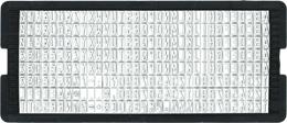TRAXX 9004 kirakós bélyegzőlenyomat bélyegzőkészítés Budán gyorsan olcsón