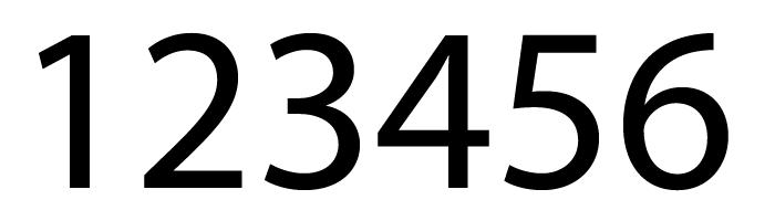 Traxx N03-06 bélyegzőlenyomat számbélyegző bélyegzőkészítés Budán gyorsan olcsón
