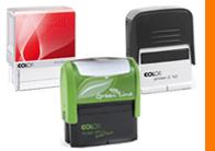 Colop műanyagházas bélyegzők készítése Budán gyorsan és olcsón.